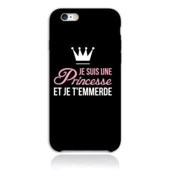 iphone 8 coque princesse