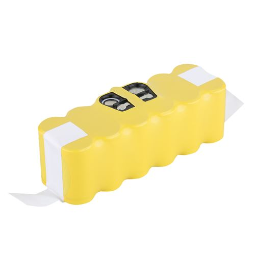 Batterie pour iRobot Roomba FLOUREON SC 14.4V 3500mAh Ni-MH Batterie pour iRobot Série 500/600/700/800