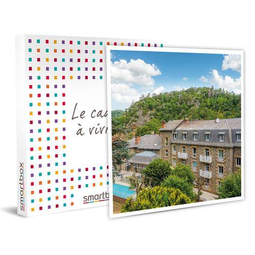 SMARTBOX - Escapade relaxante de 3 jours en hôtel Spa Mercure en Auvergne - Coffret Cadeau