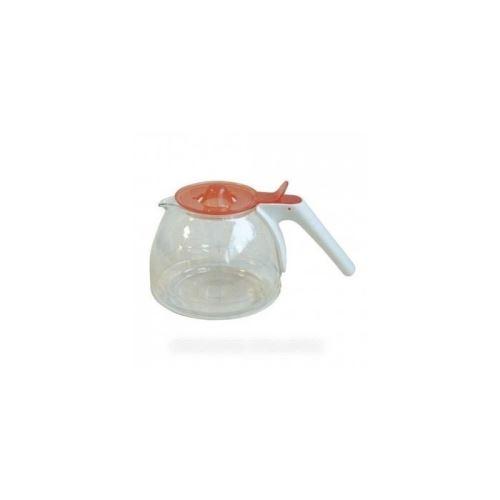 Verseuse en verre pour cafetiere filtre moulinex
