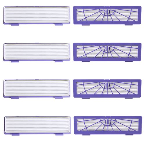 Accessoire aspirateur pour Neato botvac 70e/75/80/85 filtre Hepa violet