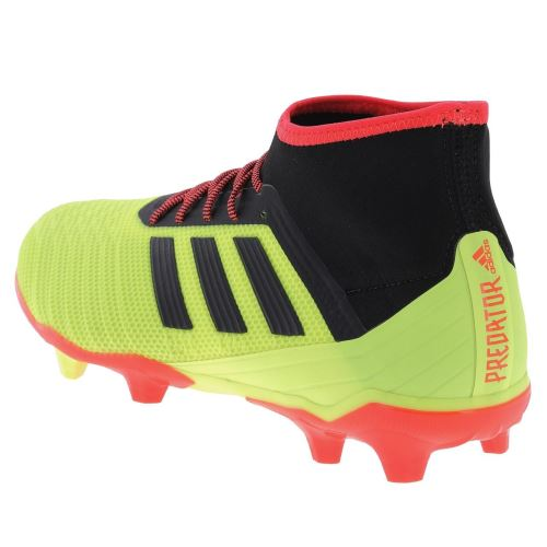 Chaussures Football Adidas Predator Fg Jaune 47842 Réf 18 2 Taille44 Lamelles mv0NwO8n