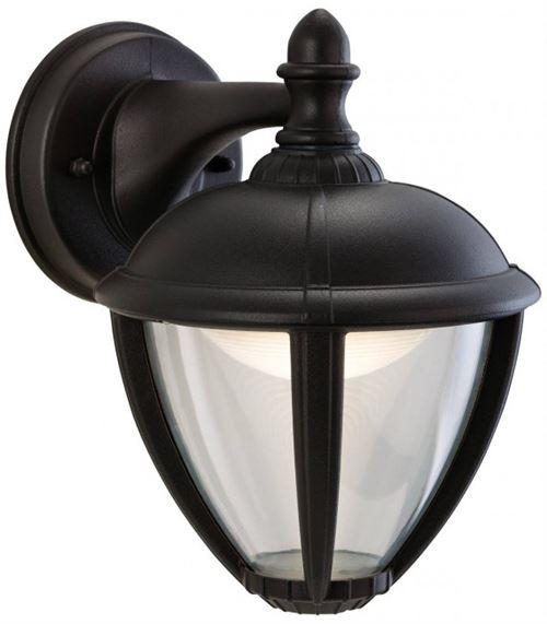 Applique Unite LED, bas, noir