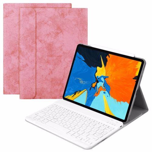 Nouveau pour iPad Pro 11 pouces clavier Bluetooth cas avec rétro-éclairé Smart Case Cover @Uiao339