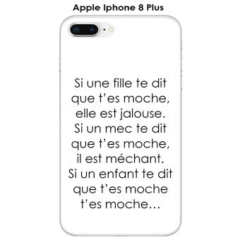coque iphone 8 moche