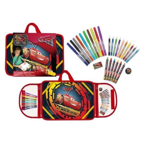Cars3 set de coloriage de voyage pour enfant disney
