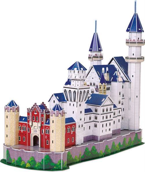 Small Foot 3D Puzzle 109 pcs Château de Neuschwanstein