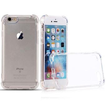 CABLING® POUR iPhone 7 ETUI RENFORCE Coque en silicone de Protection 4 coins blindés transparente