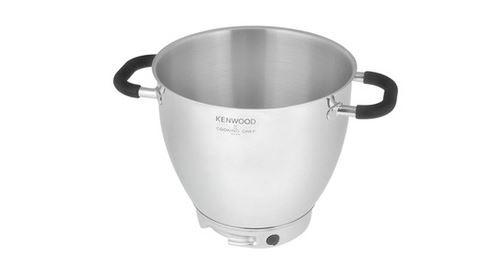 Bol en Inox pour Cooking Chef Kenwood 37575
