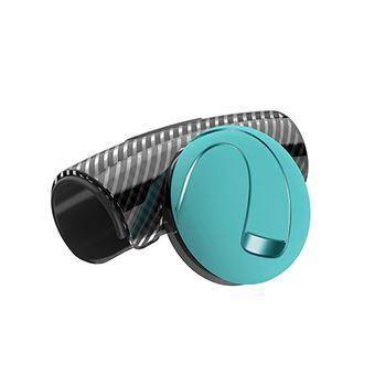 Volant Bouton de Spinner pour Volant De Voiture Power Booster Poign/ée Ball Spinner 360 /° Rotatif pour Voiture Camion Tracteur Bateau