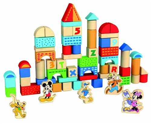 Blocs De Construction Mickey Et Ses Amis