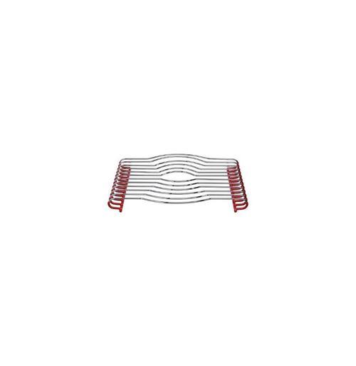 Dessous de plat - 29 x 26 cm - Rouge