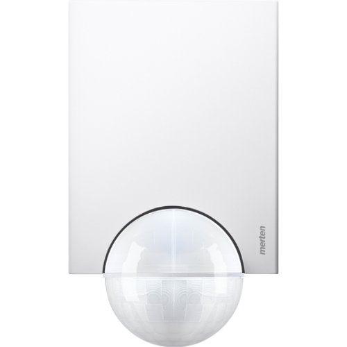 Merten 565219 ARGUS 220 Basic Détecteur de mouvement (Blanc)