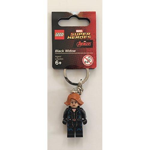 Porte-clés LEGO Super Heroes Black Widow 2016 853592