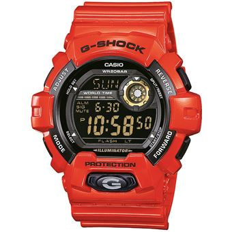Montre G Shock Aux Résistance 4er 8900a Casio Homme Chocs cFJ1TlK3