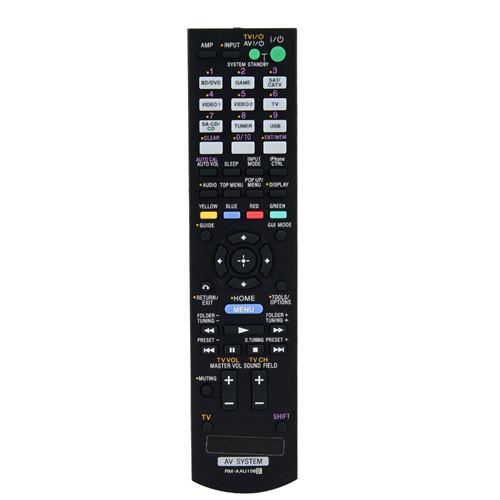 Télécommande de Remplacement Universelle pour Smart TV Sony RM-AAU106