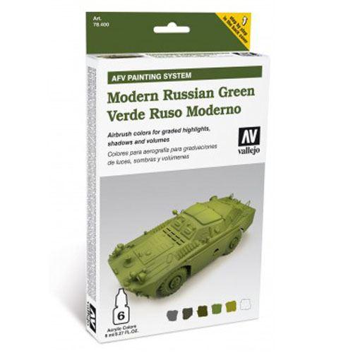 Modern Russian Green