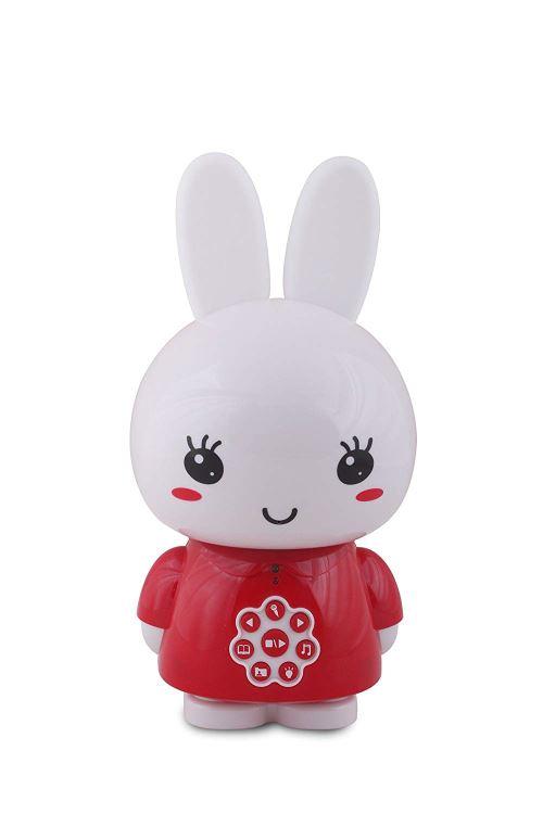 Inconnu Alilo- Honey Bunny Lapin Lecteur mp3 Veilleuse, G6ROUG, 24cm x 12cm x 12cm-312g