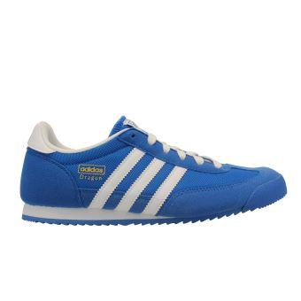 adidas dragon bleue