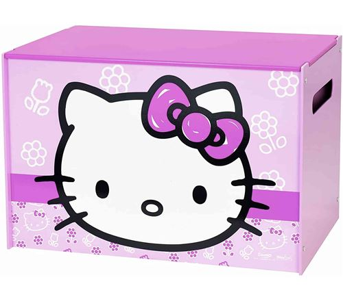 Coffre à jouet Baby Fox Hello Kitty