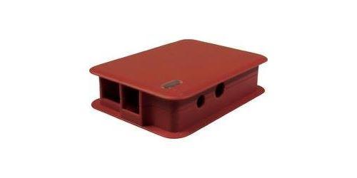 Boîtier Raspberry Pi® rouge TEKO TEK-BERRY.24 Adapté pour (monocarte): Raspberry Pi® Conditionnement: 1 pc(s) Équipement : Découpe pour: 2 x USB, RJ45, LAN, SD-Card, Micro USB, Alimentation, Vidéo RCA et Jack femelle 3,5 mm, HDMI. Données techniques : Ada