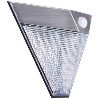 Duracell SL001DU Lampe Solaire 6 LED avec détecteur de