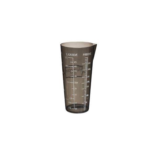 Verre doseur 500 mL - Plastique - Modèle aléatoire