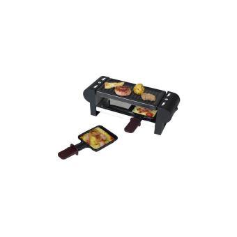 Kalorik Chalet Suisse TKG RAC 1007 CS - raclette/grill - zwart/bordeaux