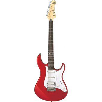 Yamaha Pacifica 012 Red Metallic - guitare électrique ...