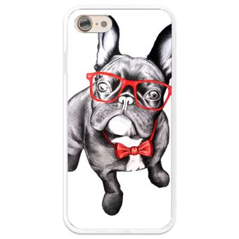 coque bouledogue iphone 6