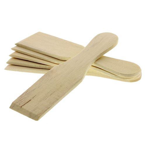 Spatules en bois pour raclette Scanpart 6 pièces