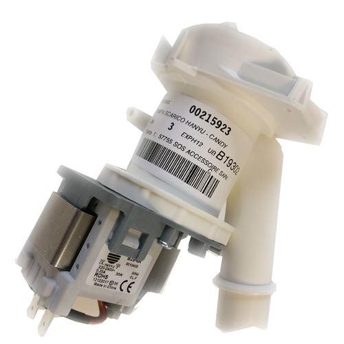 Pompe de vidange asynchrone Lave-linge 49002228 CANDY, HOOVER - 125871