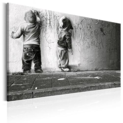 Tableau - New Generation .Taille : 90x60