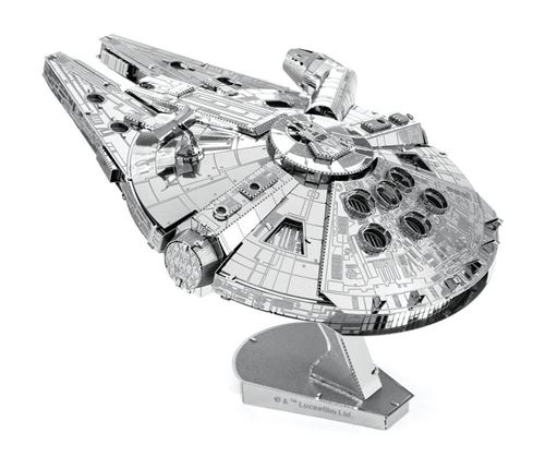 Metal Earth kit de construction Star Wars Millenium Falcon