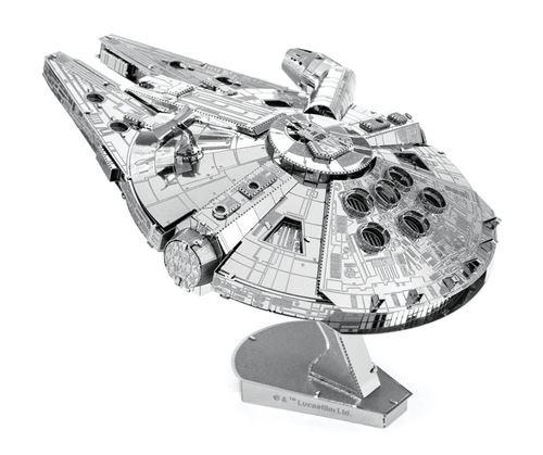 Metal Earth kit de construction Star Wars Millenium Falcon