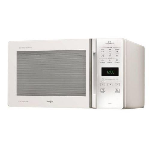 Four micro-ondes combiné - 25L - 800W - Blanc