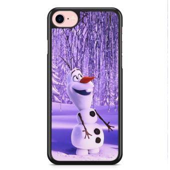 Coque iPhone 7 et iPhone 8 Olaf La Reine des Neiges Frozen