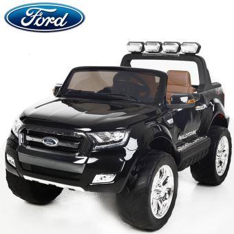 22c5d1e55c3 Gros 4X4 Voiture véhicule électrique enfant pas cher Ford Ranger écran LCD  Edition 2018 Pack luxe 2 places noir paint 2X12 volts - Véhicule électrique  pour ...