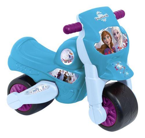 Feber moto sans pédales Disney La Reine des Neiges II