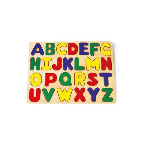 Small Foot Insert Bois Puzzle Alphabet 22 X 32 X 1 cm