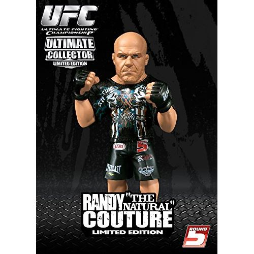 Round 5 UFC Ultimate Collector Série 2 Figurine Action Randy The Natural Couture