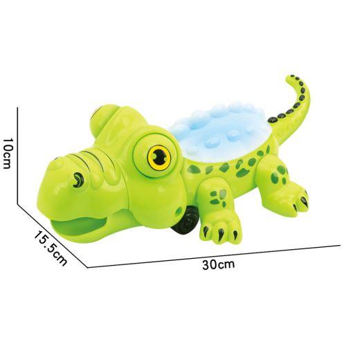 Télécommande Crocodile animaux Enfants Souvenirs Jouet de Noël pour enfants Pealer1988