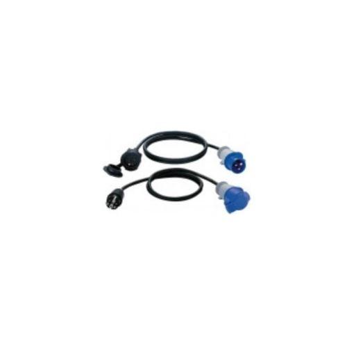 brennenstuhl adaptateur 1,5m h07rn-f 3g1.5 prolongateur p17 fiche 2p+t 16a/230v