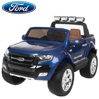 gros 4x4 voiture v hicule lectrique enfant b b ford ranger cran lcd edition 2018 pack luxe 2. Black Bedroom Furniture Sets. Home Design Ideas