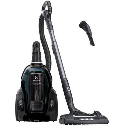 aspirateur sans sac a+aaa 72db noir/bleu - pc91-8stm