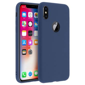 coque iphone xs soft touch