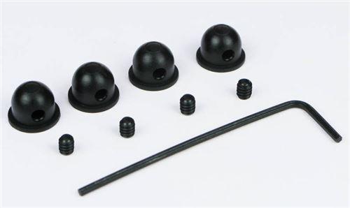 DB944 Micro Wheel Collars (1.5mm) 1/16 (4)