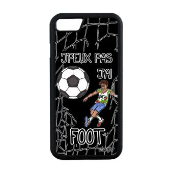 coque iphone 8 silicone humour
