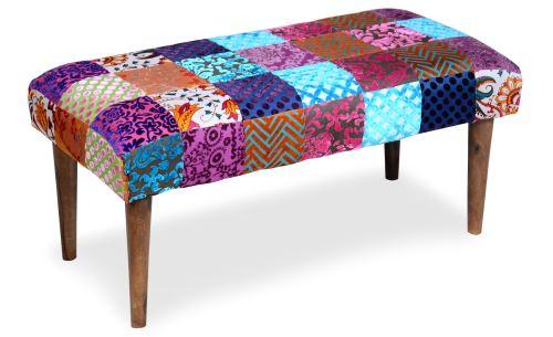 Banc Raipur Tissu Multicolore