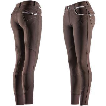 EQUI-THÈME Culotte Equitation - Pantalon Femme Léa - Sous-vêtements de  sport - Achat   prix   fnac 78325e21a49